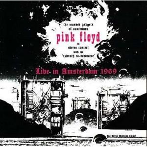Pink Floyd - Live in Amsterdam 1969