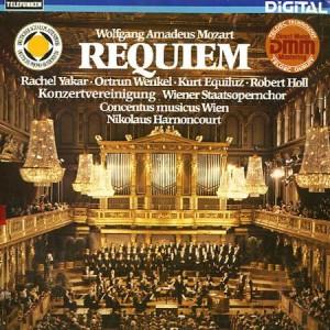 """W. A. Mozart - """"Requiem"""""""