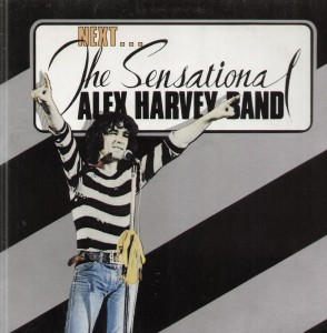 "The Sensational Alex Harvey Band - ""Next"""