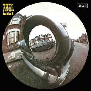 """Thin Lizzy - """"Thin Lizzy"""" (1971)"""