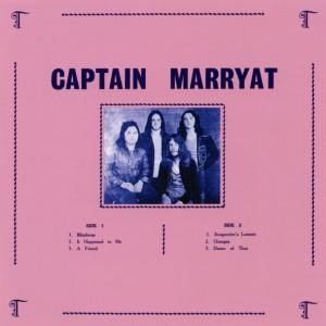 """CAPTAIN MARRYAT - """"Captain Marryat"""" (1974)"""