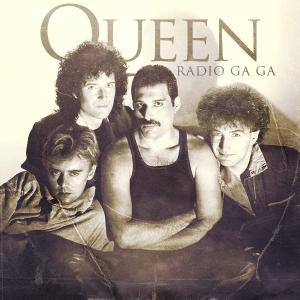 "QUEEN - ""Radio Ga Ga"" (1984)"