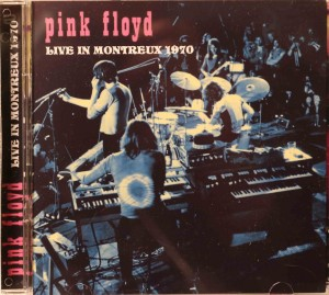 "Pink Floyd ""Live In Montreaux 1970"""