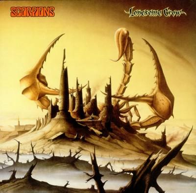 """SCORPIONS - """"Lonesome Crow"""" reedycja albumu z 1982r."""