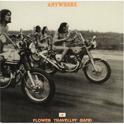 "Flower Travellin' Band ""Anywhere"""