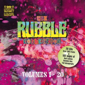 Rubble Collection volumes 1-20 (1965-1969)