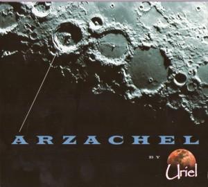 "CD ""Arzachel Collectors Edition By Uriel""  (2007) - front okładki"