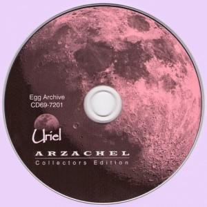 """Płyta CD """"Arzachel Collectors Edition By Uriel"""""""