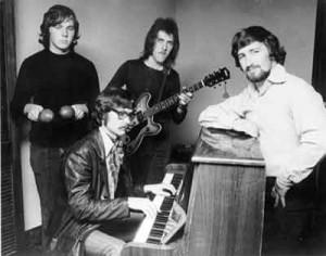 Zespół AARDVARK 1970r.