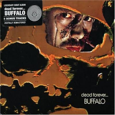 """BUFFALO """"Dead Forever"""" (1972)"""
