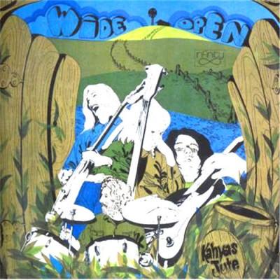 """KAHVAS JUTE """"Wide Open"""" (1971)"""