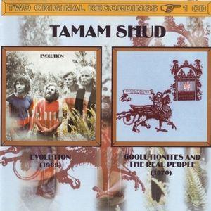 "TAMAM SHUD ""Evolution/Goolutionites And Real People"" (1970)"