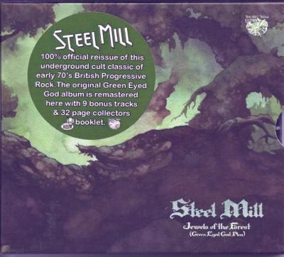 """STEEL MILL """"Jewels Of The Forest"""" Reedycja płyty z 2010r."""