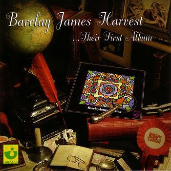 "BARCLAY JAMES HARVEST ""Barclay James Harvest"" (1970)"