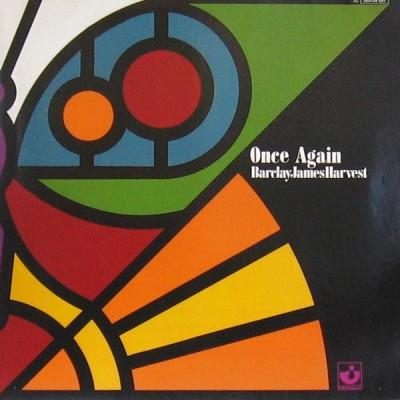 """BARCLAY JAMES HARVEST """"Once Again"""" (1971)"""