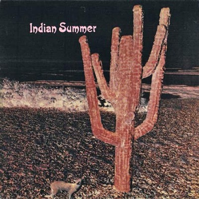 """LP. """"Indian Summer"""" (1971)"""