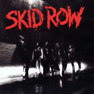 "SKID ROW ""Skid Row"" (1989)"