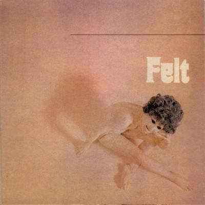 """FELT """"Felt"""" (1971)"""