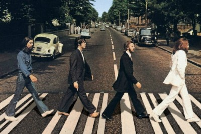 "THE BEATLES ""Abbey Road""  (1969)"