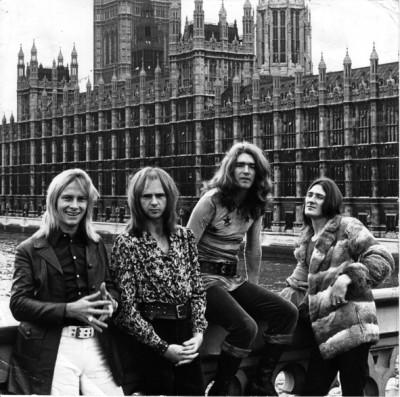 Master's Apprentices w Londynie 1971r.