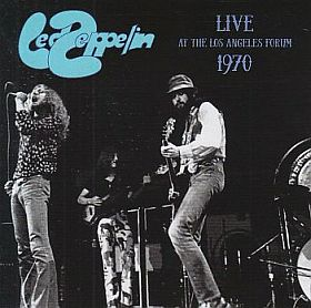 "LED ZEPPELIN ""Live At The Los Angeles Forum 1970"""