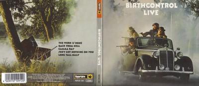 """BIRTH CONTROL """"Live"""" (1974)"""