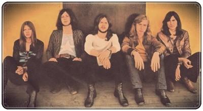 Frumpy w 5-cio osobowym składzie z roku1971.