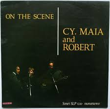 "Cy, Maia and Robert ""On The Scene"" (1966)"