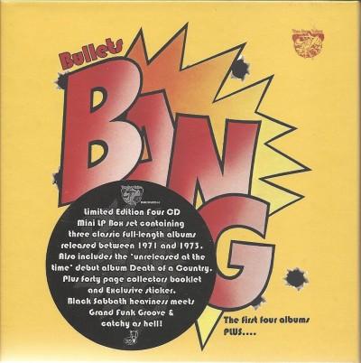 Limitowana edycja wszystkich płyt grupy Bang (2010)