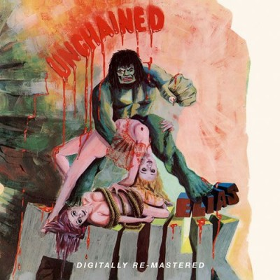 "ELIAS HULK ""Unchained"" (1970)"