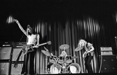 Blue Cheer na scenie.