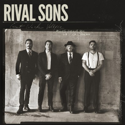 "Rival Sons ""Great Western Valkyrie"""