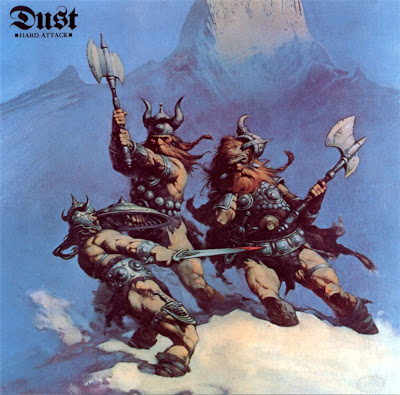 "DUST ""Hard Attack"" (1972)"