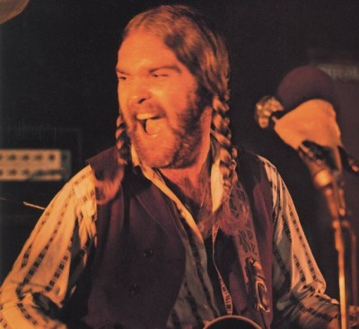 Billy Thorpe na scenie w Sunbury (1972)