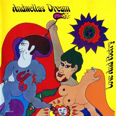 "Andwella's Dream ""Love And Poetry"" (1969)"