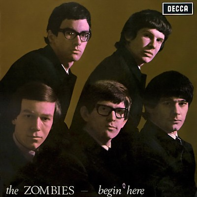 "The Zombies ""Begin Here"" (1965)"