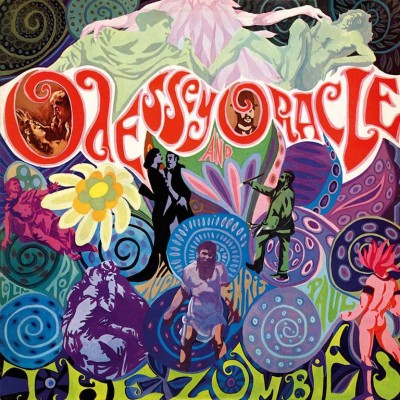 "The Zombies ""Odessey And Oracle"" (1968)"