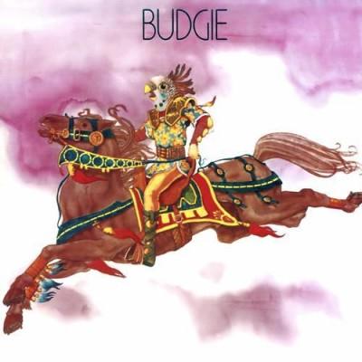 """BUDGIE """"Budgie"""" (1971)"""