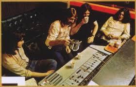 Fuzzy Duck w studio (1970)
