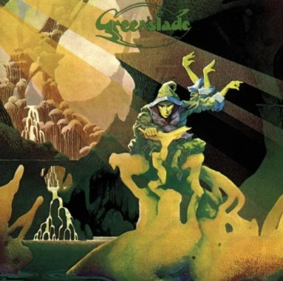 "GREENSLADE ""Greenslade"" (1973)"