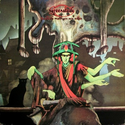"GREENSLADE ""Bedside Manners Are Extra"" (1973)"