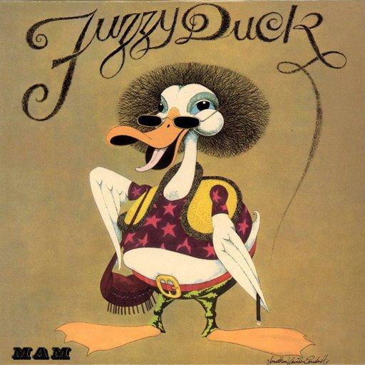 """LP """"Fuzzy Duck"""" (1971)"""
