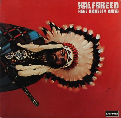 "KEEF HARTLEY BAND ""Halfbreed"" (1969)"