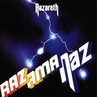 """LP. """"Razamanaz"""" (1973)"""