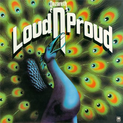 "LP ""Loud'N'Proud"" (1973)"