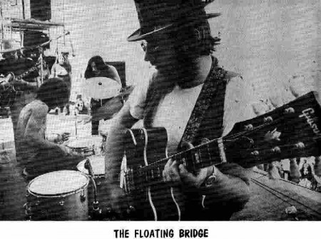 Floating Bridge na scenie Seattle Pop Festival (1969)