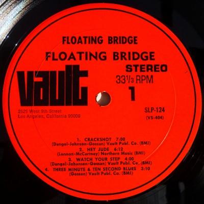 Label oryginalnego LP.