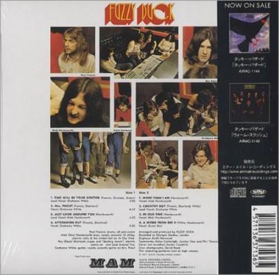 Tylna strona okładki japońskiej reedycji CD (2005)