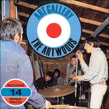 "THE ARTWOODS ""Art Galery"" (1966)"