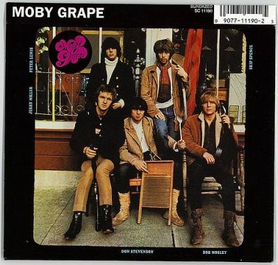 """Oryginalna """"nicenzuralna"""" okładka LP """"Moby Grape"""" (1967)"""
